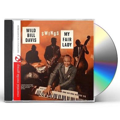 Wild Bill Davis SWINGS HIT SONGS FROM MY FAIR LADY CD