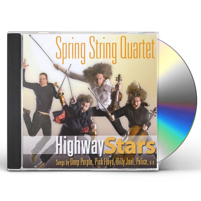 Spring String Quartet