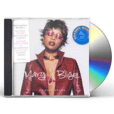 Mary J. Blige No More Drama CD
