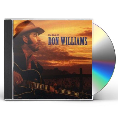 Don Williams BEST OF CD