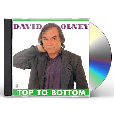 David Olney TOP TO BOTTOM CD