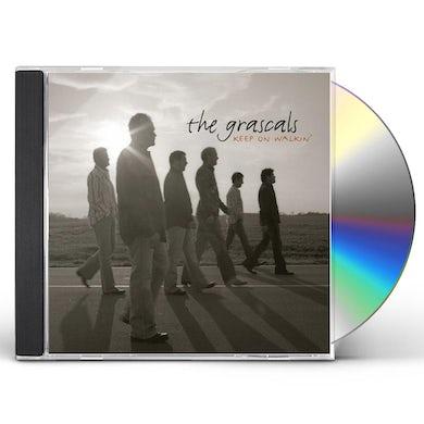 Grascals KEEP ON WALKIN CD