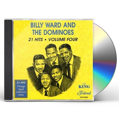 Billy Ward 21 HITS 4 CD