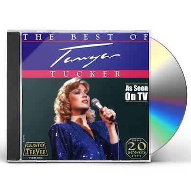 Tanya Tucker 20 BEST OF CD