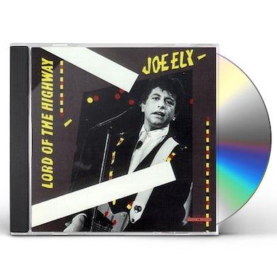 Joe Ely LORD OF THE HIGHWAY CD
