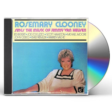Rosemary Clooney SINGS THE MUSIC OF JOHNNY CD