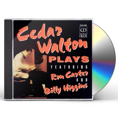 CEDAR WALTON PLAYS CD