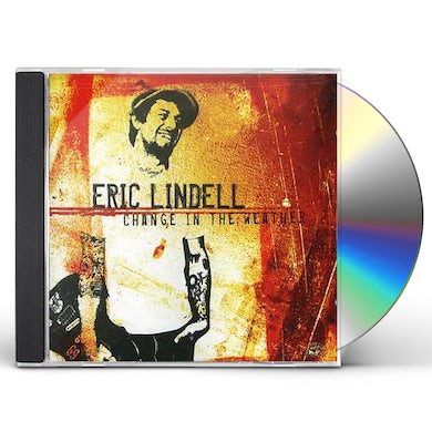 Eric Lindell CHANGE IN THE WEATHER CD