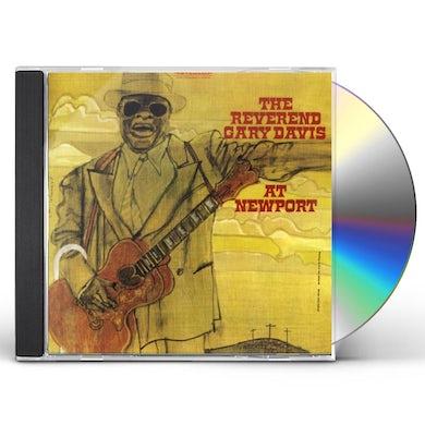 Rev Gary Davis AT NEWPORT CD