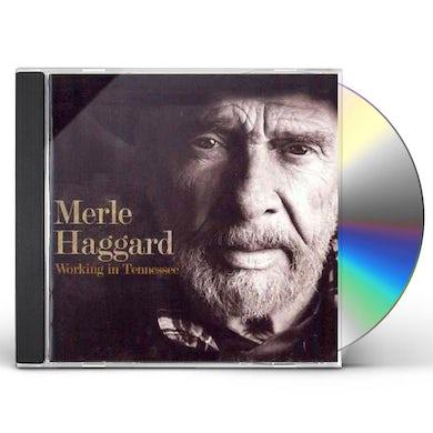 Merle Haggard WORKING IN TENNESSEE CD