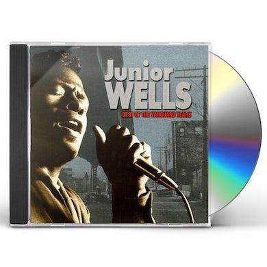 Junior Wells BEST OF VANGUARD YEARS CD