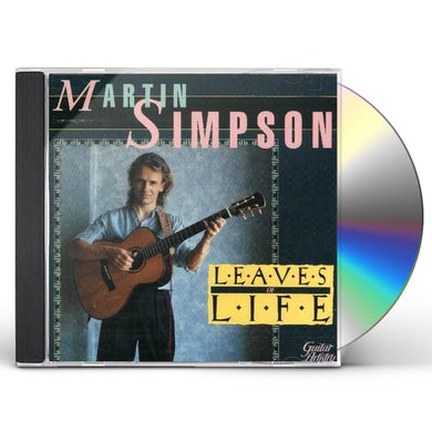 Martin Simpson LEAVES OF LIFE CD