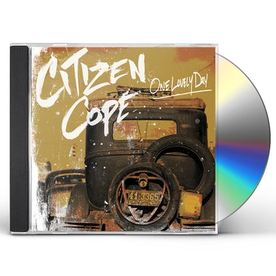 Citizen Cope ONE LOVELY DAY CD