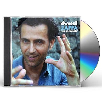 Dweezil Zappa VIA ZAMMATA CD