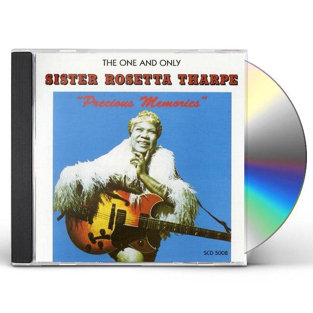 Sister Rosetta Tharpe PRECIOUS MEMORIES CD