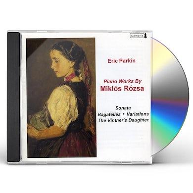 Miklos Rozsa SONATA OP 20 CD