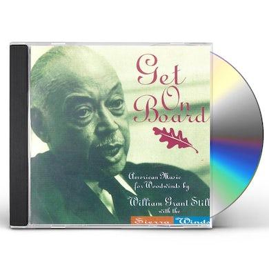 William Grant Still GET ON BOARD CD