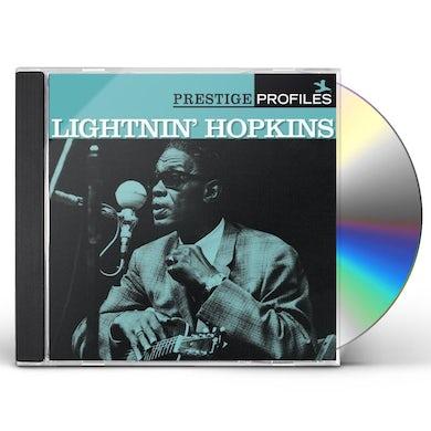 Lightnin Hopkins PRESTIGE PROFILES 8 CD