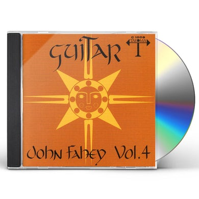 John Fahey GREAT SAN BERNARDINO BIRTHDAY PARTY CD