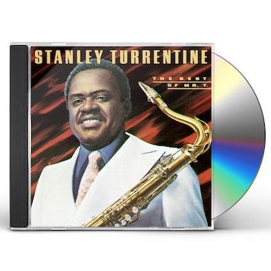 Stanley Turrentine BEST OF MR. T CD