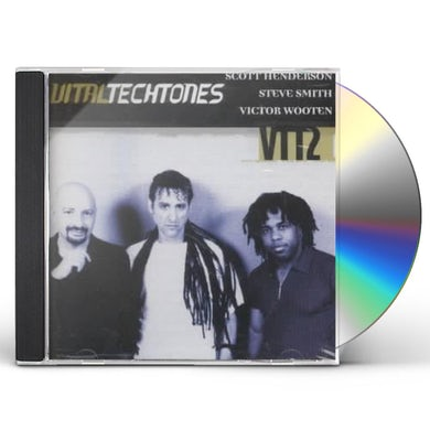 Scott Henderson Vital Tech Tones Vol 02 CD