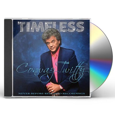 Conway Twitty TIMELESS CD