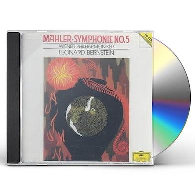 Gustav Mahler Symphony 5 CD