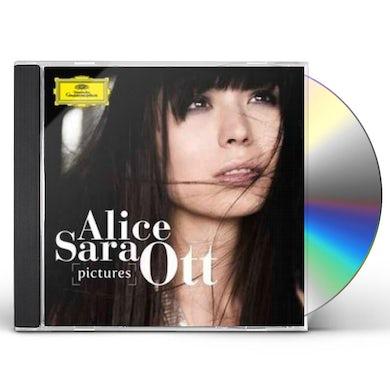 Alice Sara Ott PICTURES CD