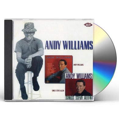 Andy Williams SINGS STEVE ALLEN CD