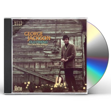 George Jackson OLD FRIEND: FAME RECORDINGS 3 CD