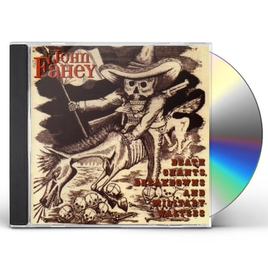 John Fahey DEATH CHANTS BREAKDOWNS & MILITARY WALTZES CD