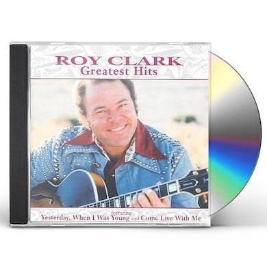 Roy Clark Greatest Hits CD