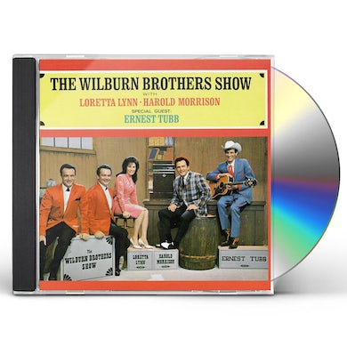 Wilburn Brothers SHOW CD