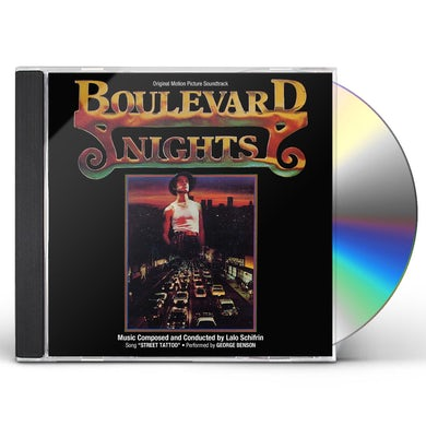 Lalo Schifrin BOULEVARD NIGHTS / Original Soundtrack CD