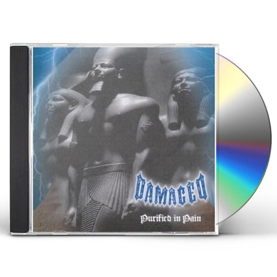 Damaged PURIFIED IN PAIN CD
