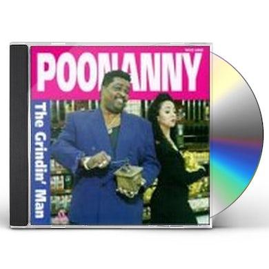 Poonanny GRINDIN' MAN CD