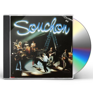 Alain Souchon OLYMPIA 83 CD