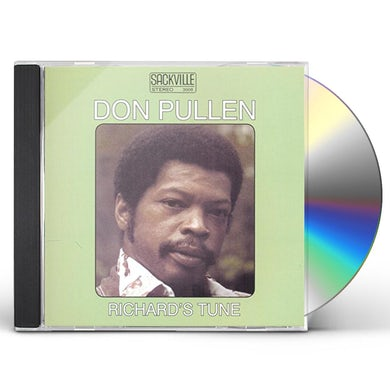 Don Pullen RICHARD'S TUNE CD