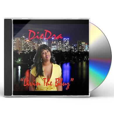 Diedra LIVIN THE BLUZ CD