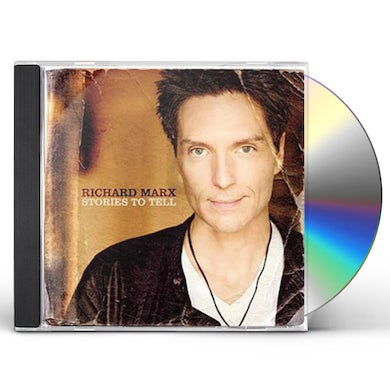 Richard Marx STORIES TO TELL CD