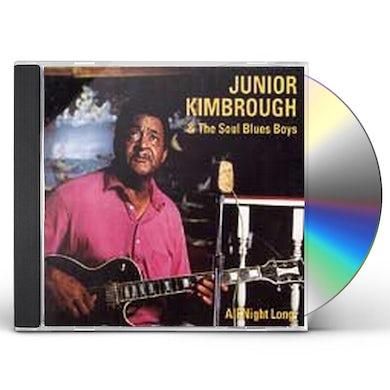 Junior Kimbrough ALL NIGHT LONG CD