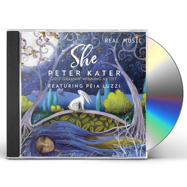 Peter Kater SHE CD
