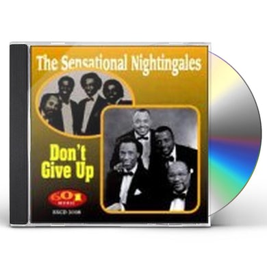 Sensational Nightingales DON'T GIVE UP CD