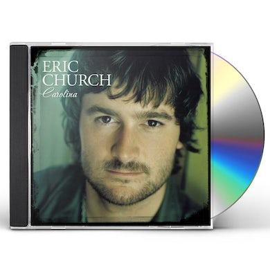 Eric Church Carolina CD
