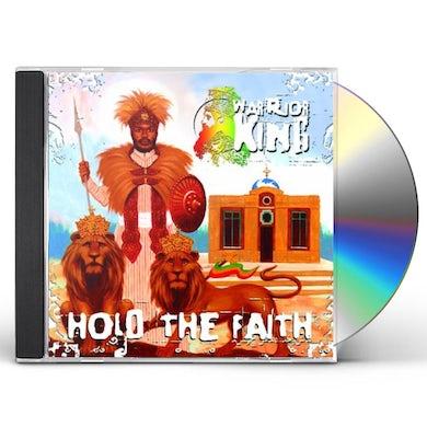 Warrior King HOLD THE FAITH CD