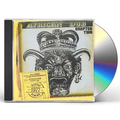 Joe Gibbs AFRICAN DUB CHAPTER 2 CD