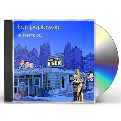 Ken Peplowski IN SEARCH OF CD