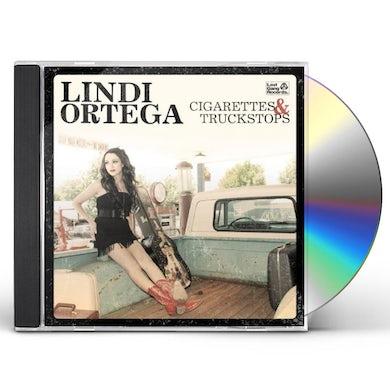 Lindi Ortega CIGARETTES & TRUCKSTOPS CD