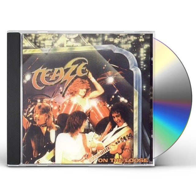 Teaze ON THE LOOSE CD