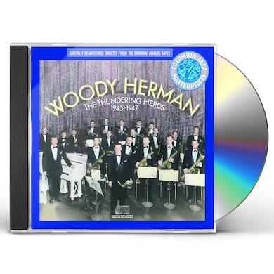 Woody Herman THUNDERING HERDS 1945 CD